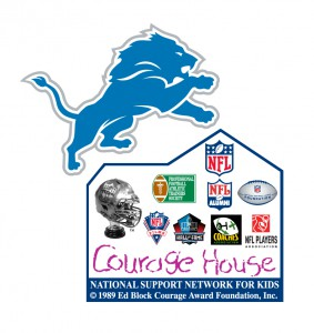 2017 Courage House Logo